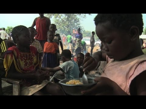WFP providing food for displaced in Central African Republic