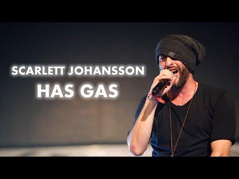 Tamer Nafar min DAM - Scarlett Johansson Has Gas