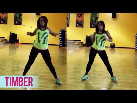 Pitbull - Timber ft. Kesha (Dance Fitness with Jessica)