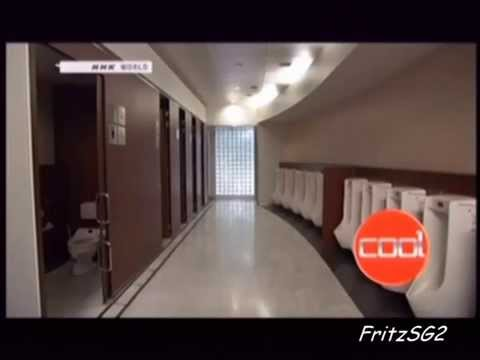 Cool Japan - Cleanest Public Toilets