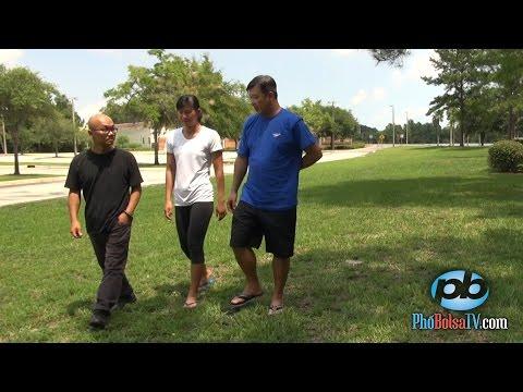 Gặp gỡ, trò chuyện với thầy trò Đặng Anh Tuấn - Ánh Viên ở Mỹ (p1)