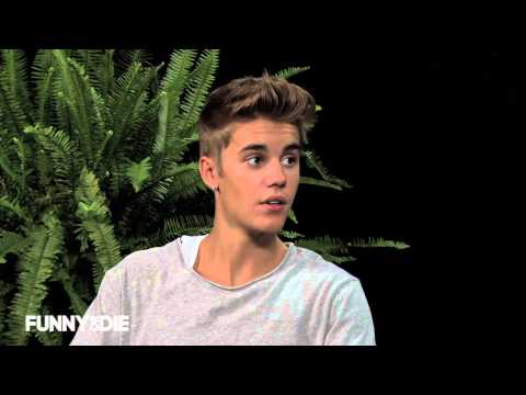 Between Two Ferns with Zach Galifianakis: Justin Bieber