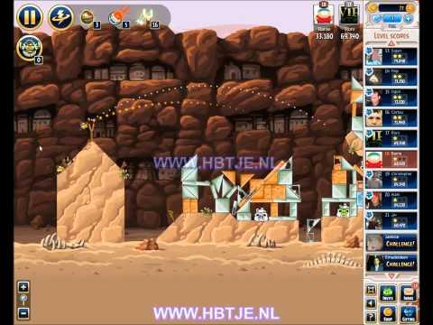 Angry Birds Star Wars Tournament Level 5 highscore Week 34 (tournament 5) facebook
