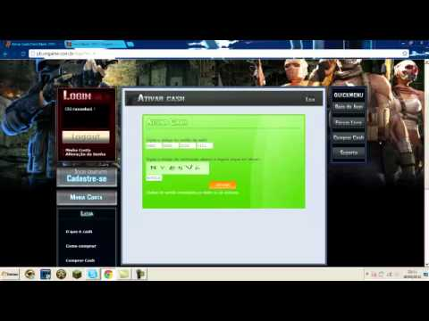 Hacker de Cash para Point Blank 04/04/2013 - YouTube