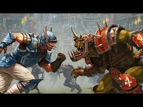 Blood Bowl 2 Trailer