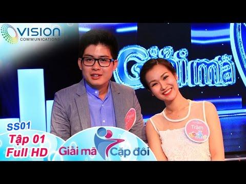 Giải Mã Cặp Đôi | Tập 1 | Đông Hùng - Phương Linh | Hạ Trâm - Khểnh | 29/6/2015 | HTV