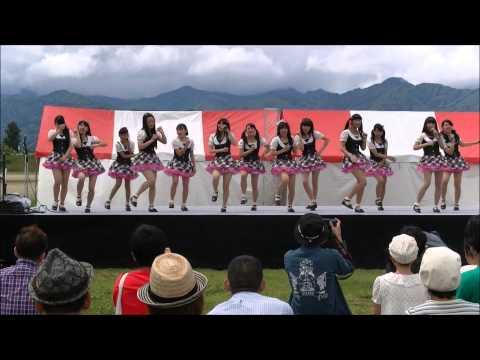 2014年6月29日 Ai-Girls 全編 @ うまさギュッ牛っと米沢牛さくらんぼまつり