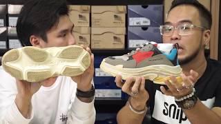 8a091da5a รีวิว Balenciaga Triple-S นี่มัน Hi-Sneakers ร้อนแรงแซงทุกโค้ง -