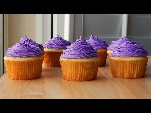Easy Vanilla Cupcakes Recipe   Cupcakes for Beginners   The Sweetest Journey