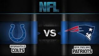 Madden NFL 25 Divisional Playoffs 2014 Colts Vs