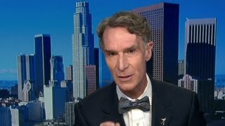 Bill Nye: Asteroid to Miss Hitting Earth by 15 Minutes
