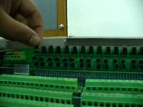 16 Relay Alarm Panel Video No 04