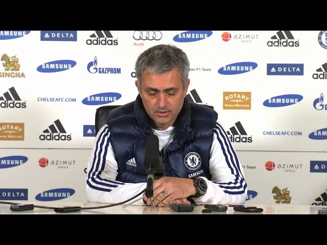 Press Conference: Mourinho Manchester City teaser