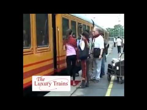 Royal Rajasthan on Wheels - The Luxury Trains - India