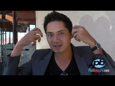 Diễn viên điện ảnh Minh Luân lưu diễn ở Mỹ, nói về nhạc