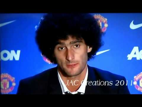 Managers Press Conference: Marouane Fellaini & David Moyes 13/9/13