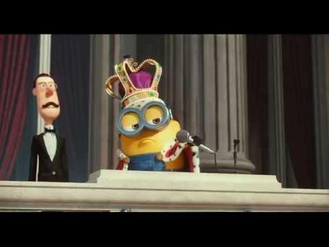 Mimoni - slovenský trailer na rozprávku