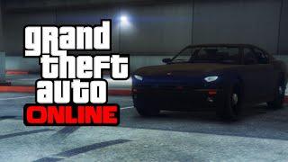 GTA 5 Online: FIB Buffalo Location!