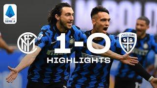 INTER 1-0 CAGLIARI | HIGHLIGHTS | SERIE A 20/21 | Darmian stuns Cagliari! 🥳⚫🔵??
