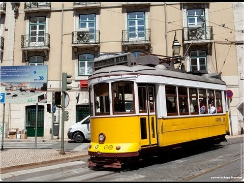 My Day in Lisbon, Portugal
