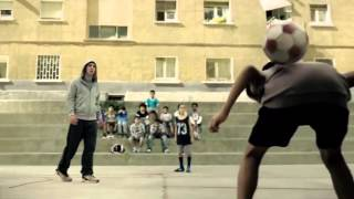 Messi Vs Kids – Funny Football Commercial
