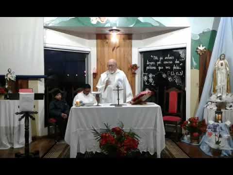 Santa Missa | 22.05.2020 | Sexta-feira | Padre José Sometti | ANSPAZ