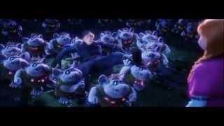 Reparos Frozen: Uma Aventura Congelante (vídeo)