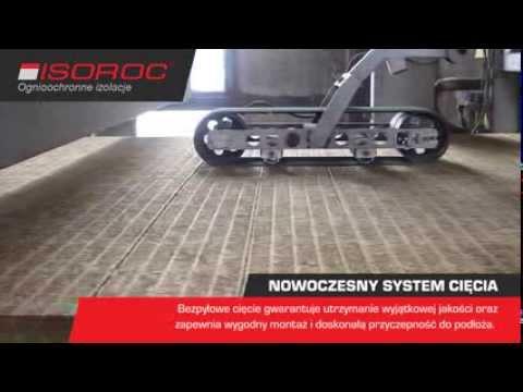 Isoroc - jak powstaje wełna firmy Isoroc