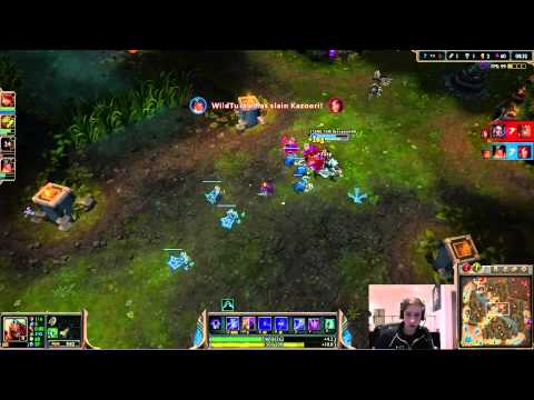 TSM ranked 5s with Bjergsen Game 4