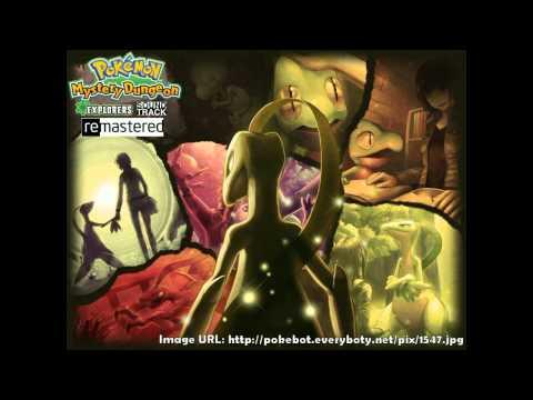 Pokémon Mystery Dungeon Explorers OST Remastered - 040 - Northern Desert