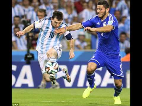 arjantin bosna hersek özet goller foto - argentina vs bosnia highlight photos