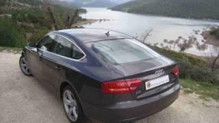 Prueba de Portalcoches.net del Audi A5 Sportback