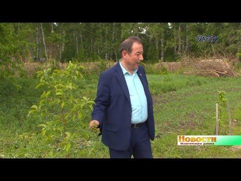 В рубрике «Депутат на округе» Яков Ханин