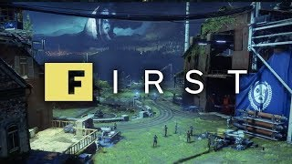 "Destiny 2 - Tour of the New Social Space ""The Farm"""