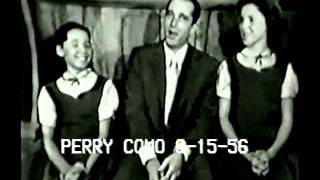 Patience & Prudence: Tonight You Belong To Me, 'Live' on The Perry Como Show
