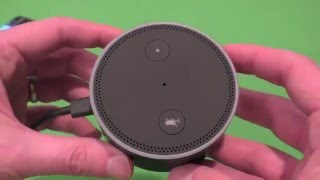 Amazon Echo Dot, Full Review, How Does Alexa Work On Smaller Dot?