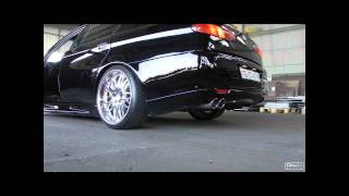 Alfa 166 Tuning + Sound (HQ)