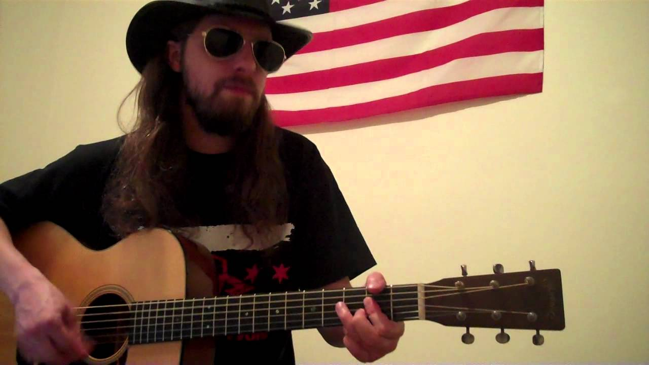 Long Haired Country Boy Charlie Daniels Cover Youtube