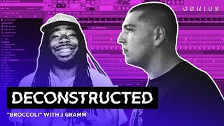 """The Making Of DRAM's """"Broccoli"""" With J Gramm 