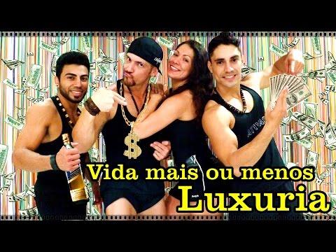 Banda Luxuria (Versão Neto LX) - Vida Mais ou Menos -  Coreografia Equipe Marreta