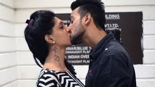 Kissing Prank India - Drop The Bottle | AVRprankTV