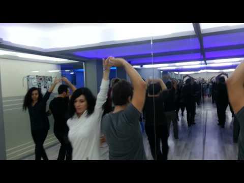 Bursa Salsa -Nüans Dans Ve Sanat Evi Salsa Dersi 2