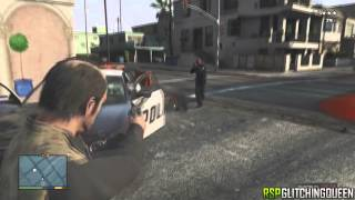 GTA 5 Cheats: GOD MODE CHEAT CODE - Invincibility Cheat PS3 Xbox 360