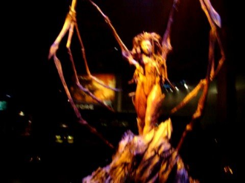 Sarah Kerrigan Statue at Blizzcon 2008