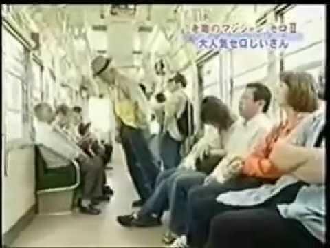 الكاميرا الخفية باليابان (الشايب)