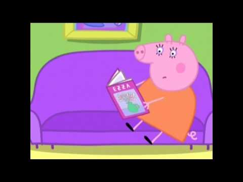 Peppa Pig - Aniversário da mamãe pig