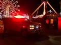 Raw: Four Stabbed at County Fair in California