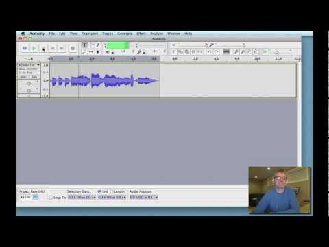 Audacity Adding Vocal Effects Tutorial | How to Record Voice Track