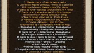 Guia Y Trucos Para Monster Hunter Free Dom Unite--PSP