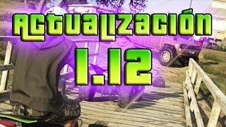 GTA V Online Actualización 1.12 Todo Lo Que Contiene